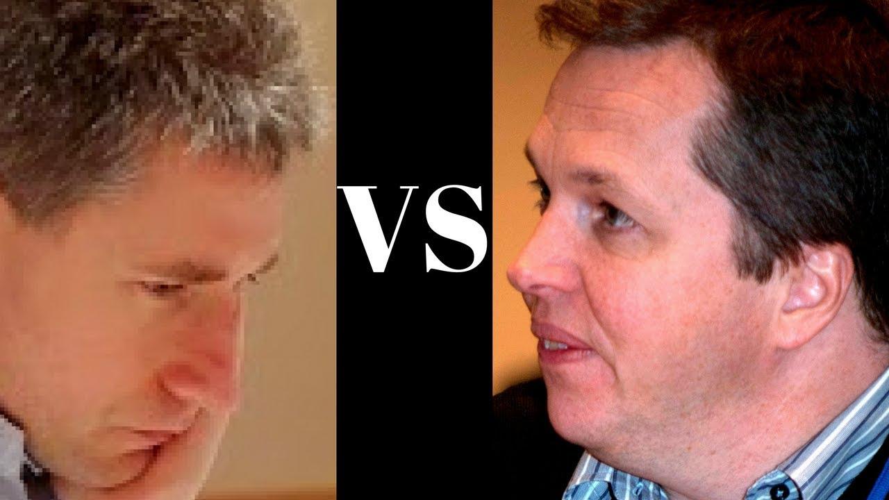 British Grandmaster Clash Michael Adams vs NIgel Short British