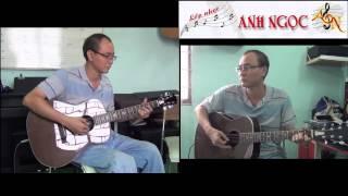 Người Ngoài Phố_Boléro_Guitar Duet