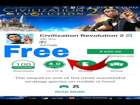 How To Free Download Civilization Revolution 2 For Android