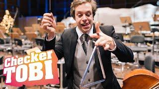 Der Orchester-Check | Reportage für Kinder | Checker Tobi