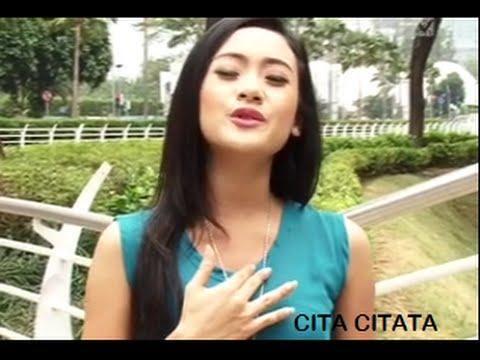 """Pesona Selebritis Baru """" CITA CITATA """" Penyanyi Lagu - Sakitnya Tuh Di Sini -"""