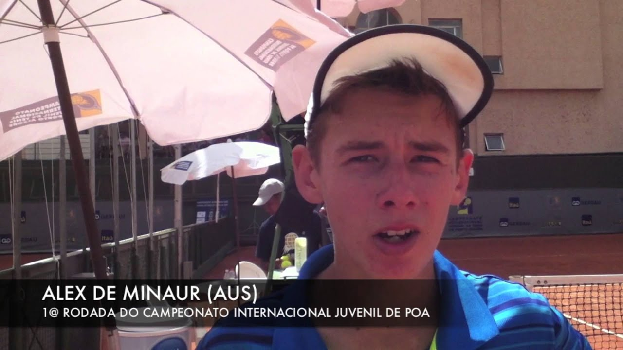 alex de minaur - photo #33