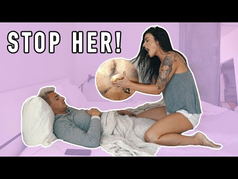 Thumbnail: SHE GOT ON TOP OF ME WHILE I WAS SLEEPING! **LOUD NOISE**