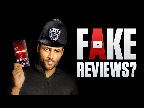 Beware of Fake Reviewers