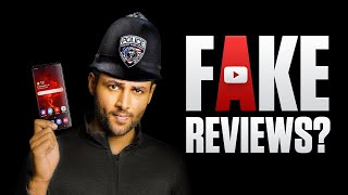 Beware of Fake Reviewers! ⚠️