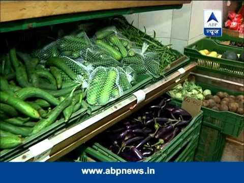 Vegetables prices soar high in Delhi