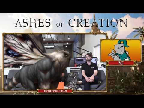 Ashes of Creation LiveStream 5/12/17