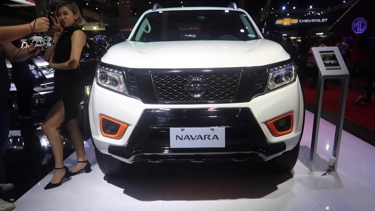 2019 Limited Nissan Navara N Warrior Exterior And Interior Quick
