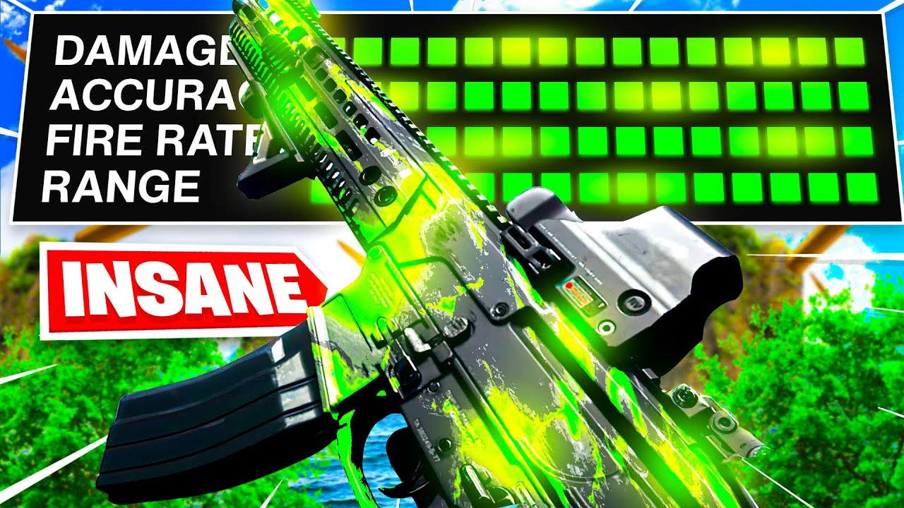 the M13 PEA SHOOTER is BACK in WARZONE SEASON 4! (Cold War Warzone)