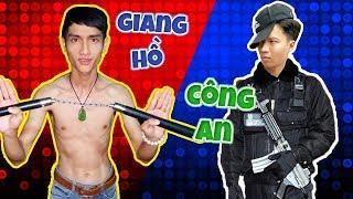 Tony | Phim Hài Cảnh Sát VS Giang Hồ - Police VS Gangster Funny