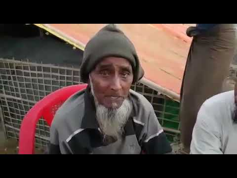 Interview Sheikh Ab Dullah Omar AL Arakane # Rohingya Situation in Arakan