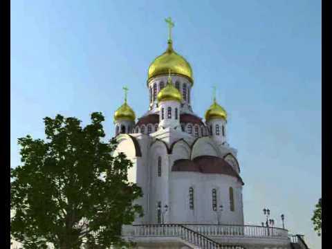 Church Reutov Russia Архитектурное Проектирование Храмов