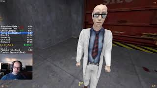 Half-Life 28:48.863 World Record Speedrun