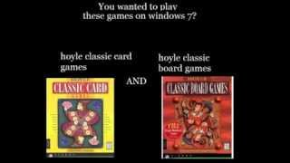 Play Hoyle Classic Card & Board Games on windows 7