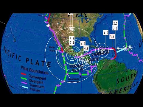 //ALERT\\7.2 Earthquake Rocks Mexico/Heavy Snowfall for Western Canada/U.S. 16/2/2018