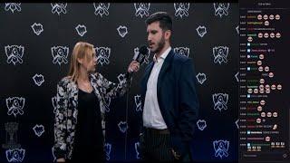VIT Coach YamatoCannon Emotional Interview and message for EU