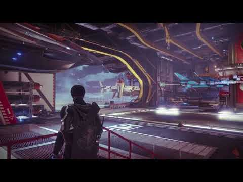 Destiny 2: How to Summon Your Ship From the Tower