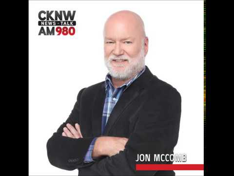 CKNW's Jon McComb Kicks the Ass of NDP BC Minister of Transportation & Infrastructure