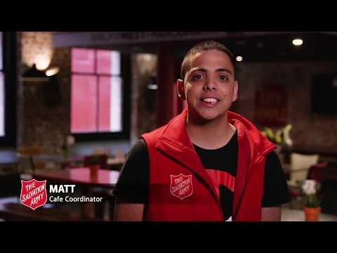Matt | Cafe Coordinator | 60s