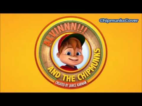Jason Derulo - Kiss The Sky - Alvin And The Chipmunks (official)