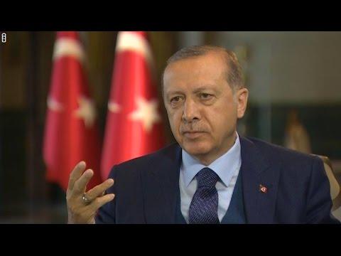 أردوغان متحدثاً عن استفتاء تركيا: في كرة القدم.. المهم الفوز وليس فارق الأهداف  - 10:21-2017 / 4 / 20