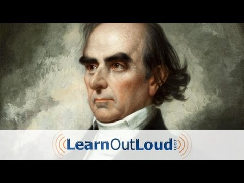 Great Speeches: Daniel Webster's Plymouth Oration
