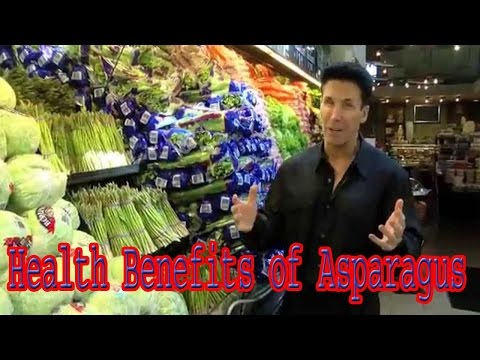 Health Benefits of Asparagus |  Naturally Reverse Cancer