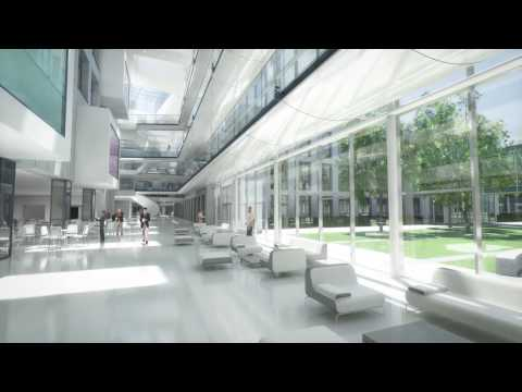 RKD Architects: Science Centre East, University College Dublin