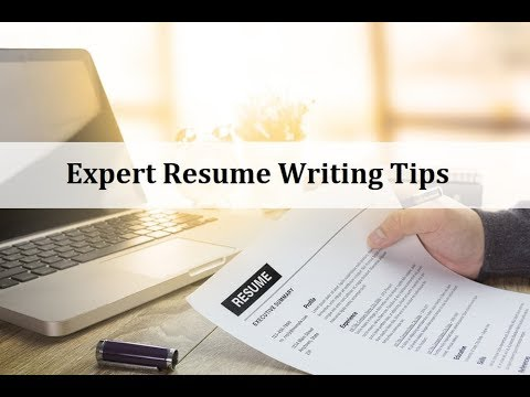 10 expert tips on how to write a killer resume get jobs faster
