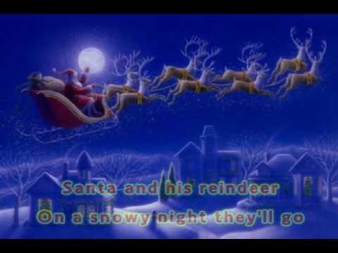 Santa and His Reindeer (Original Song by Rick Saucedo)