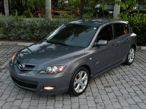 2008 Mazda 3 s Sport Fort Myers Florida - for sale in Fort M