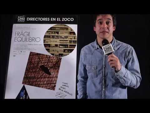 Guillermo García López presenta