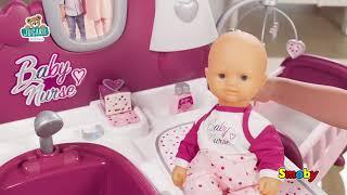 Căsuță pentru păpușă Violette Baby Nurse Large Dol