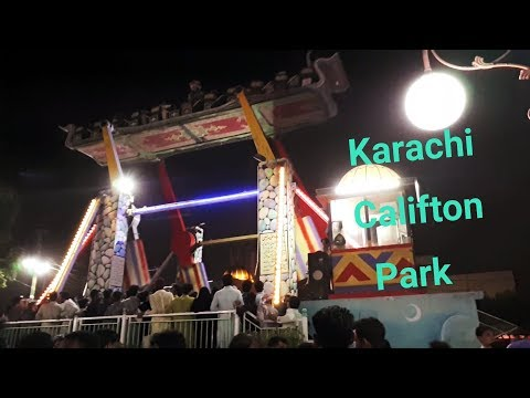 Clifton Park Karachi HD 2018