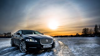 Бородатая Езда. Jaguar Xj L