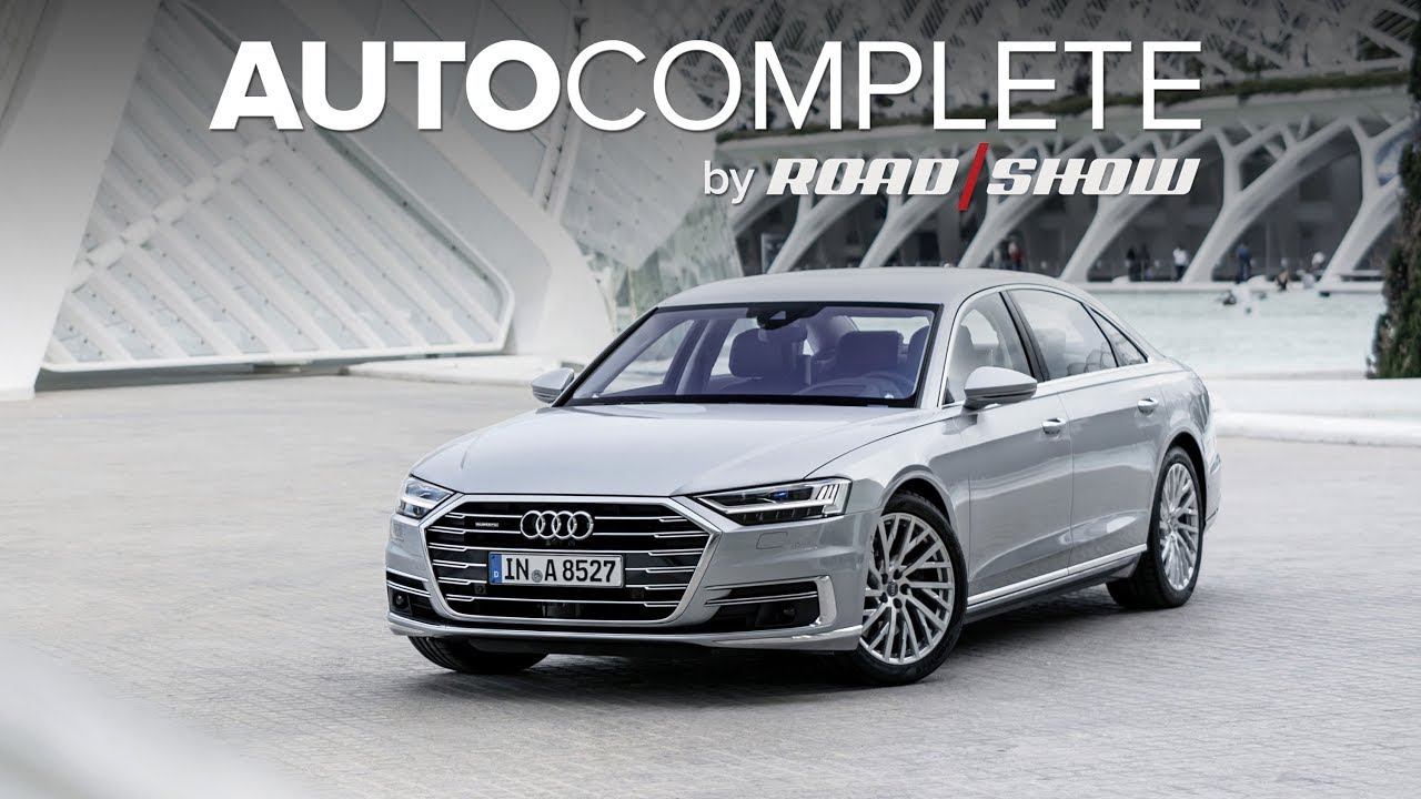 AutoComplete: 2019 Audi A8 will lack Traffic Jam Pilot in the US