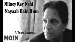 Last Moments oF Moin Akhtar Exclusive Video | MastKarachi.Com