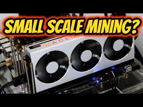 Small Scale GPU Mining Worth It