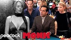 Monk Solves a Murder While Gambling | Monk