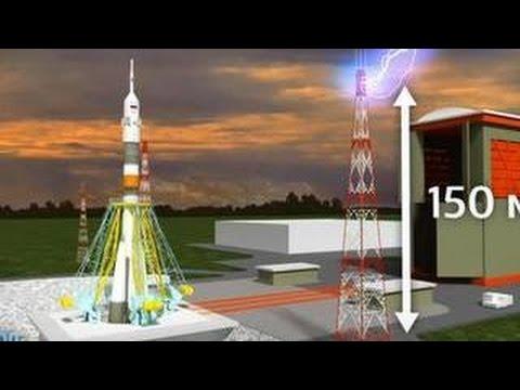 На космодроме Восточный построят 13 молниеотводов