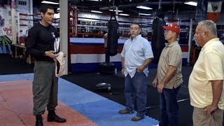 Sacha Baron Cohen As Erran Morad   How To Trap A Mexican   Who Is America? Funny Moment!