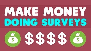 How to make money online survey 2017 discover i made $3500 per month with taking paid surveys click here: http://tr4ckit.com/take-surveys-for-cash the be...