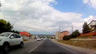 Дорога из Анапы на дачи. СОНТ