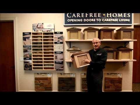 CareFree Homes, Design Center