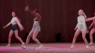 Буторина Полина  танцы