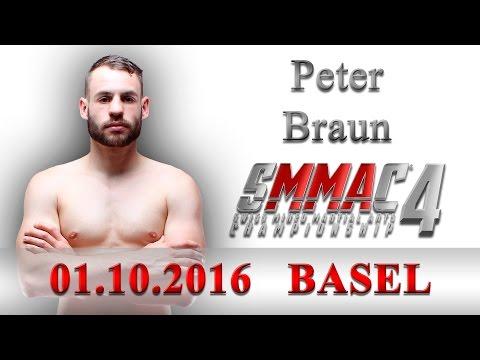 Peter Braun bei SMMAC4 01.10.2016 Basel