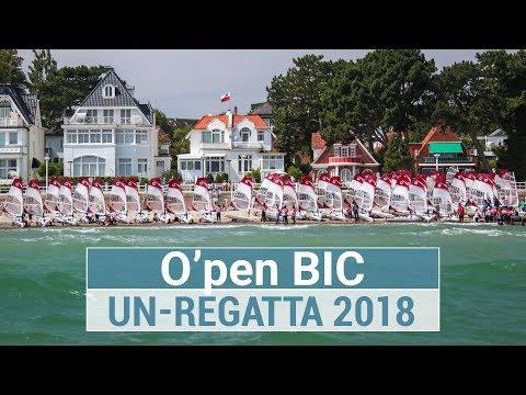 Open BIC North American Un-Regatta 2018