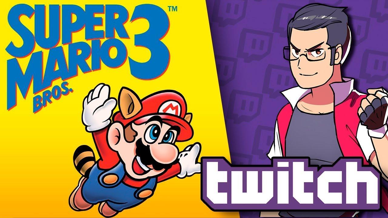 JUEGOS DE AZAR Y MUJERZUELAS | Super Mario Bros 3 (NES) | Dinocov en vivo.