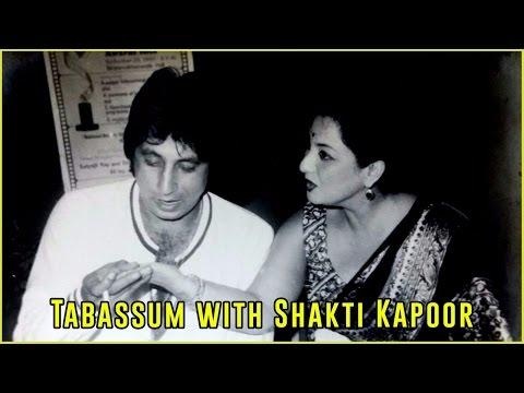 Shakti Kapoor talks to Tabassum about his school days | Tabassum Talkies