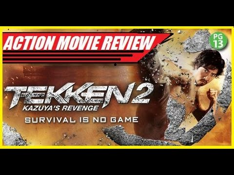 Tekken 2 Kazuya S Revenge Review Off The Shelf Reviews Youtube